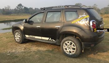 Renault Duster 2016 Models Outback Bronze full