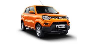 Maruti Suzuki S-Presso price in Nepa20125362352P