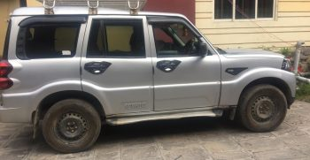 Used Mahindra Scorpio S5 4WD 2019 Model in Nepal