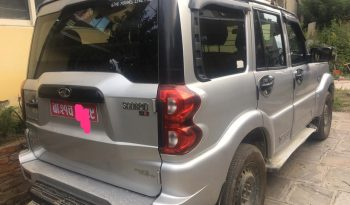 Used Mahindra Scorpio S5 4WD 2019 Model full