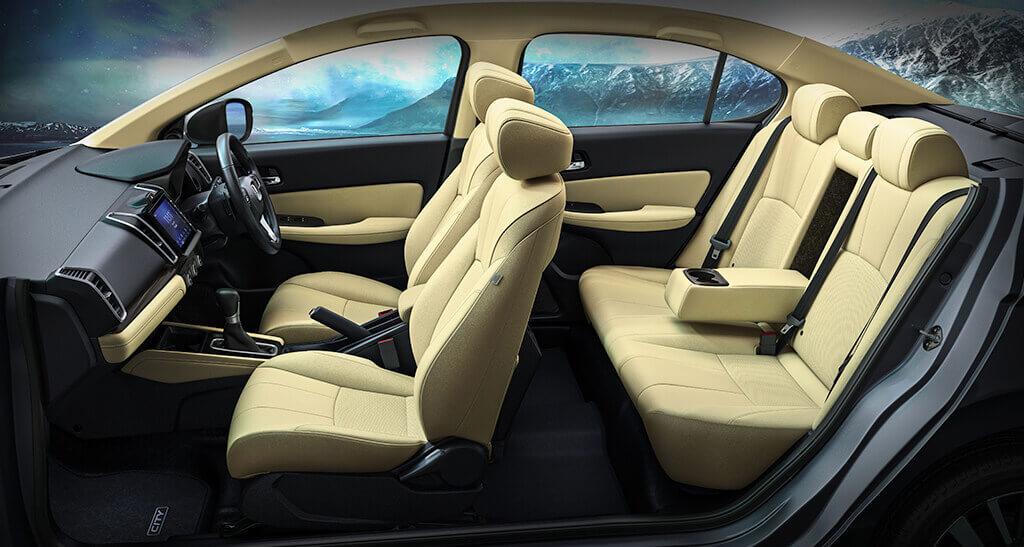 Honda City Seat